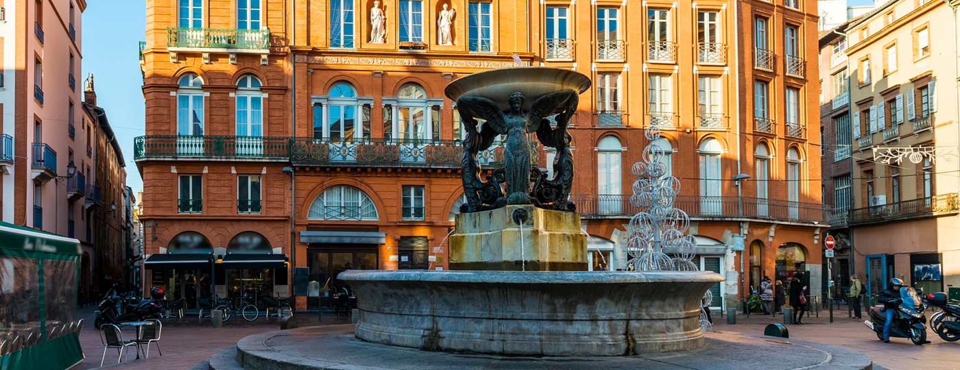 Top locations for dining out in Toulouse