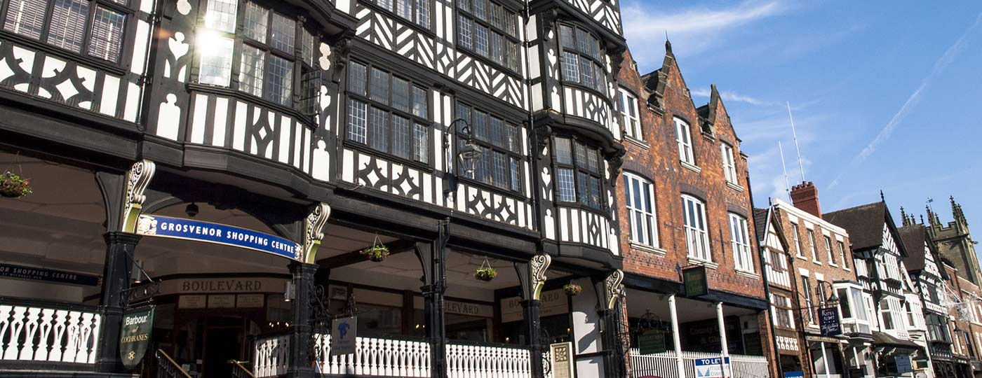Best restaurants in Chester