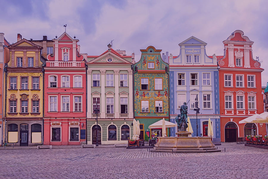 Discover the secrets of Poznan , with Mercure Local Stories