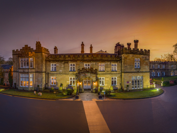 Mercure Blackburn Dunkenhalgh Hotel and Spa